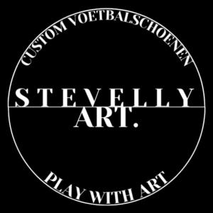 Custom voetbalschoenen van Stevelly