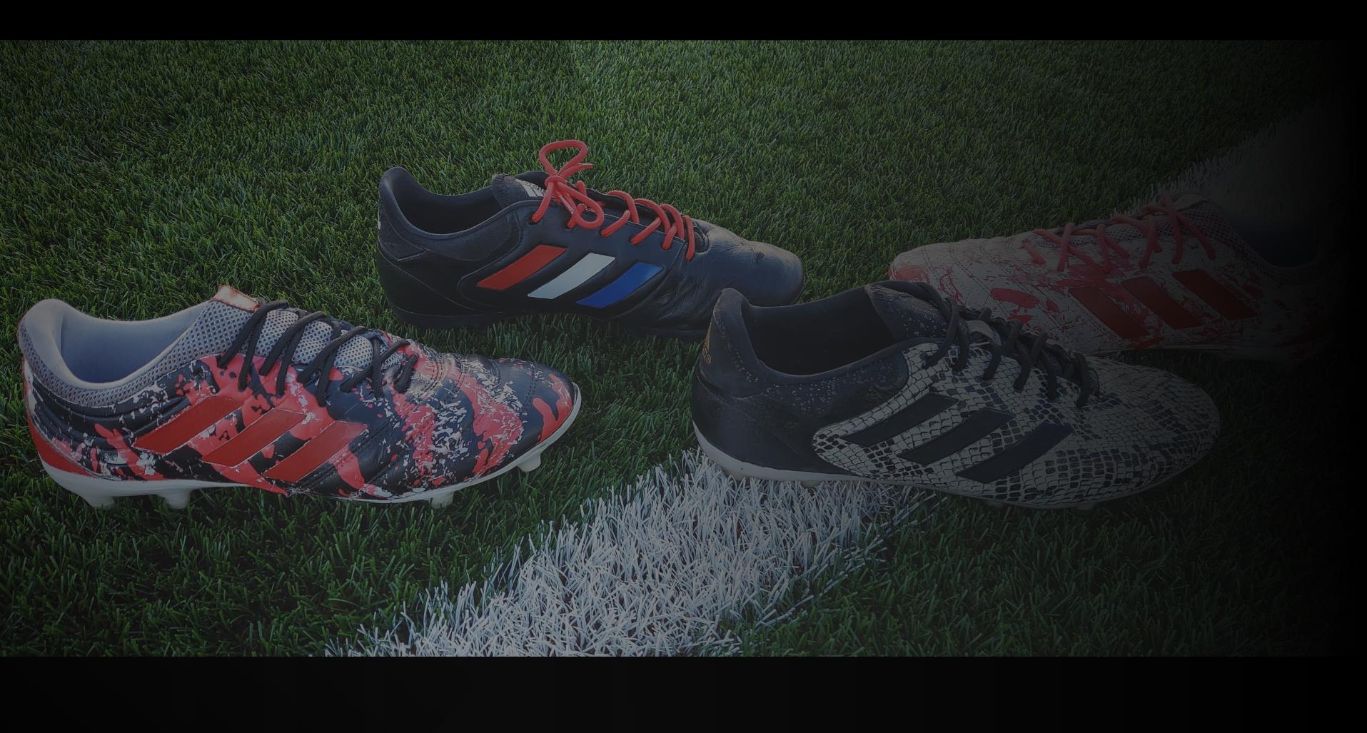 Custom voetbalschoenen